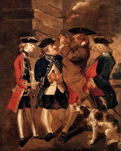 Reynolds Sir Joshua Portrait Of Charles Turner Sir William Lowther